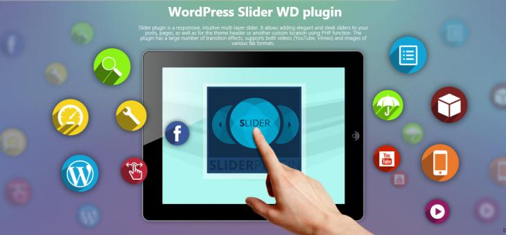 20 бесплатных плагинов для Слайдеров картинок на WordPress в 2017